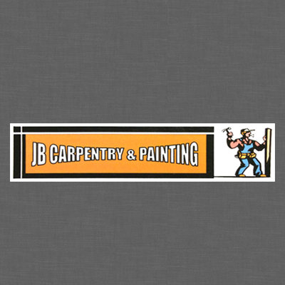 Jb Carpentry & Painting Logo
