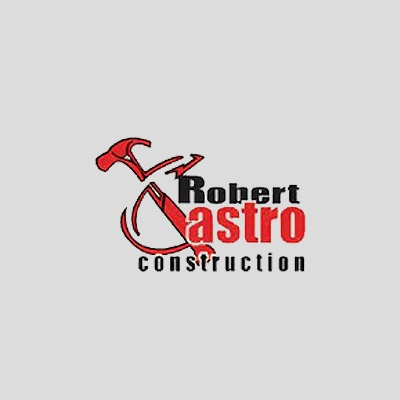 Robert Castro Construction Logo