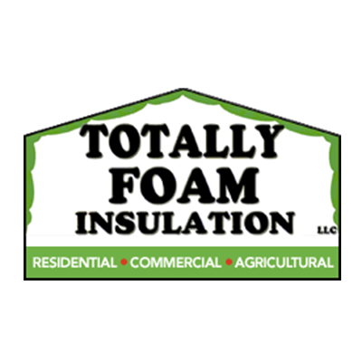 Totally Foam Insulation Logo