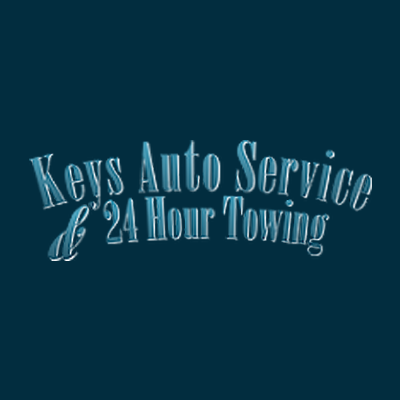 Keys Auto Service & 24 Hour Towing Logo