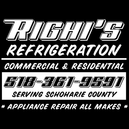 Righi's Refrigeration Logo