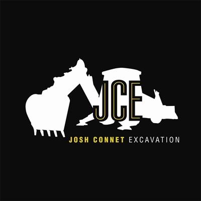 Josh Connet Excavation Logo