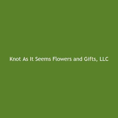 Knot As It Seems Logo