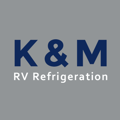 K & M Rv Refrigeration Logo