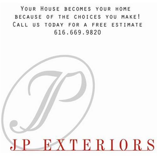 Jp Exteriors Logo