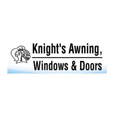 Knight's Awning, Widows & Doors Logo