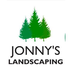 Jonny's Landscaping Service Logo