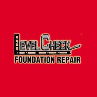 Level Check Foundation Repair Logo