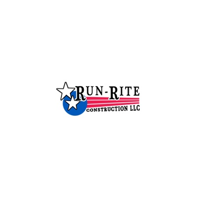 Run-Rite Construction LLC Logo
