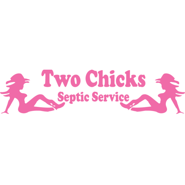 Two Chicks Septic Logo