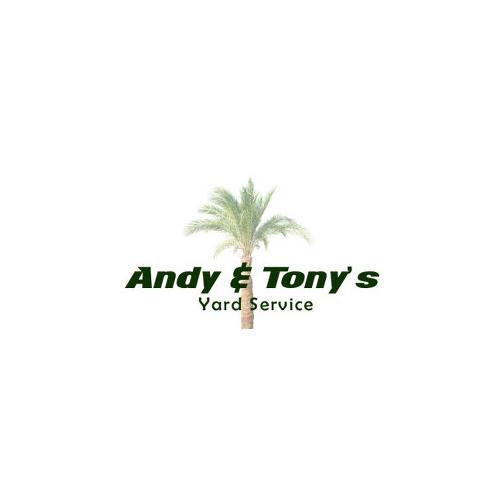 Andy & Tony's Yard Service Logo
