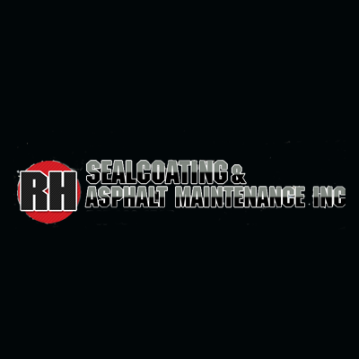 Rh Sealcoating & Asphalt Maintenance Inc Logo