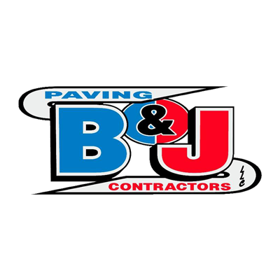 B & J Paving Contractors, LLC Logo