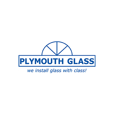 Plymouth Glass Logo