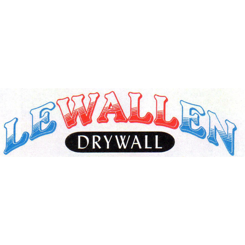 Lewallen Drywall Logo