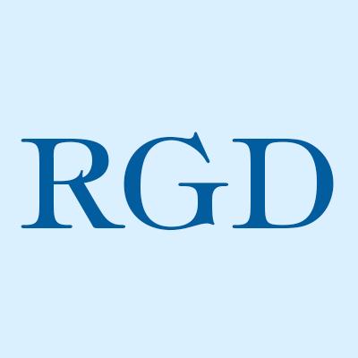 Rick's Glass & Dent Logo