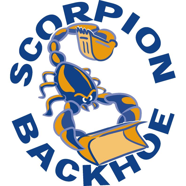 Scorpion Backhoe Inc Logo