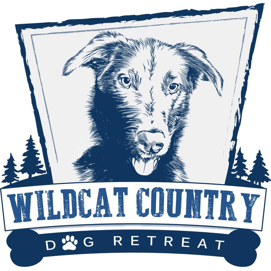 Wildcat Country Dog Retreat Logo