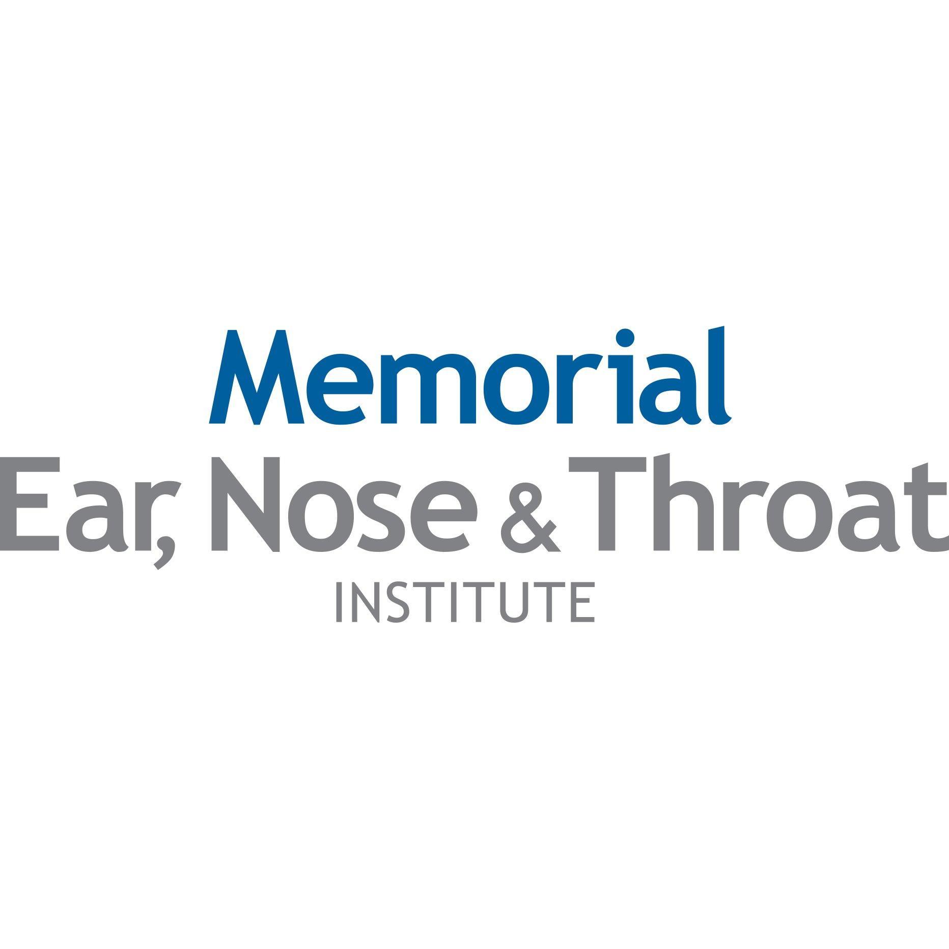 Memorial Ear, Nose and Throat Institute Logo