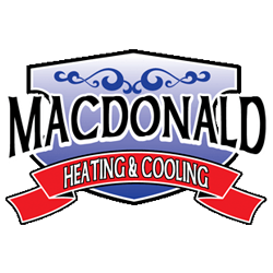 MacDonald Heating & Cooling Logo