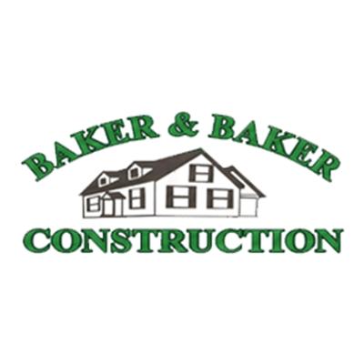 Baker & Baker Construction Logo