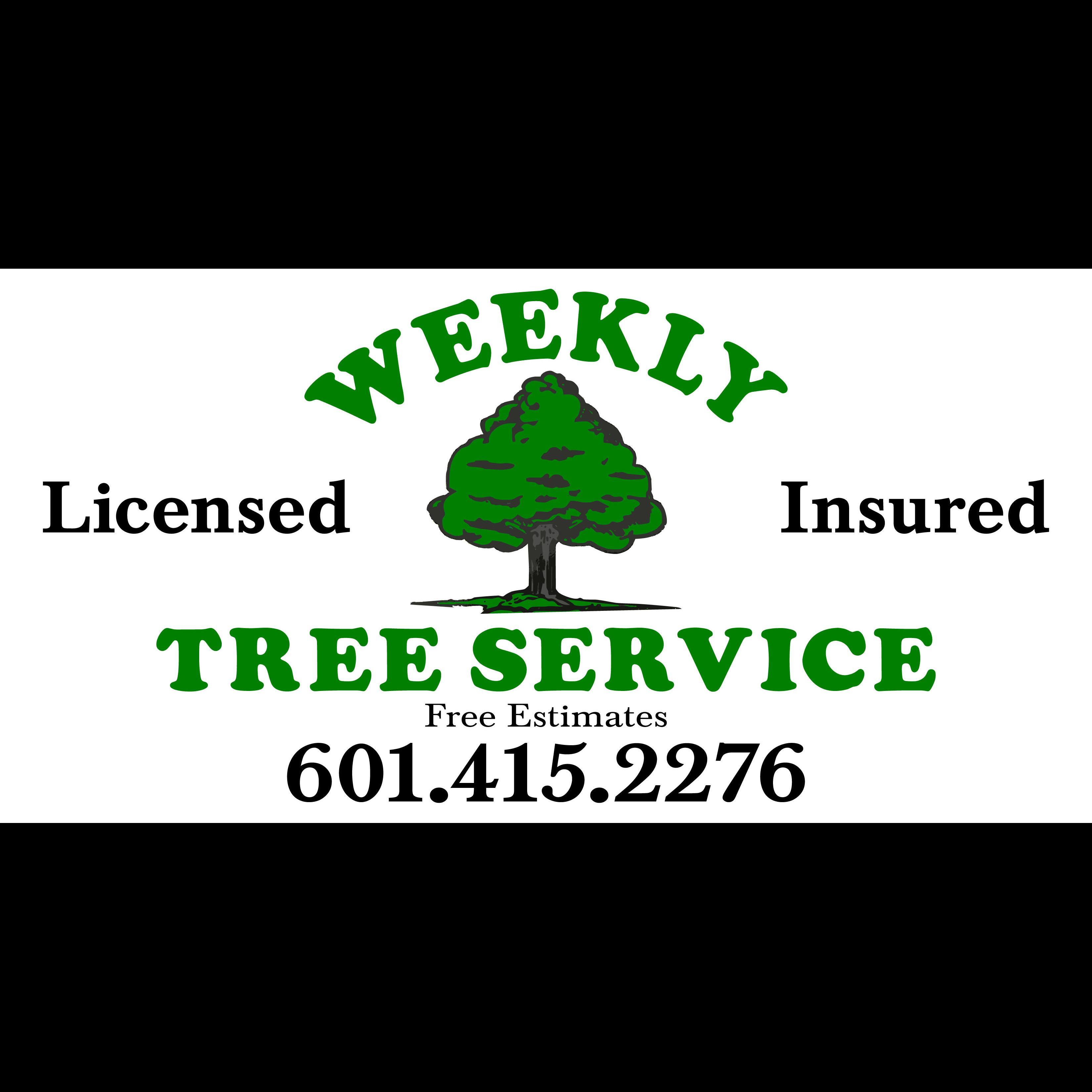 Weekly Tree Svc Logo