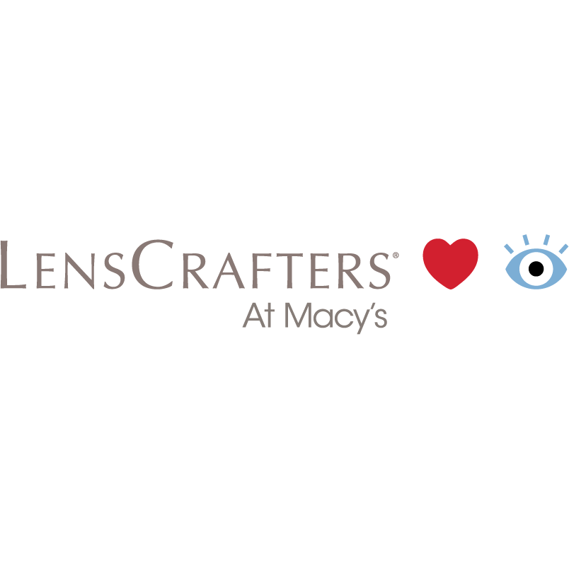 LensCrafters at Macy's Logo
