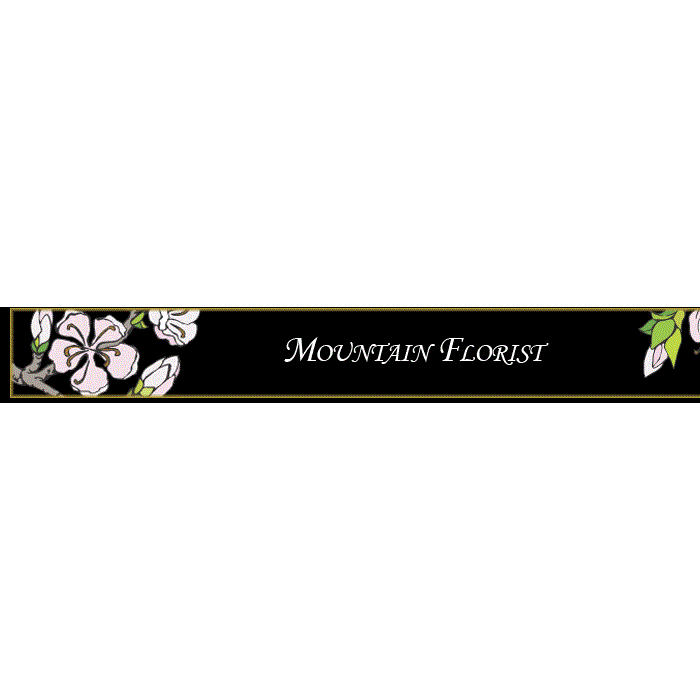 Mountain Florist Logo