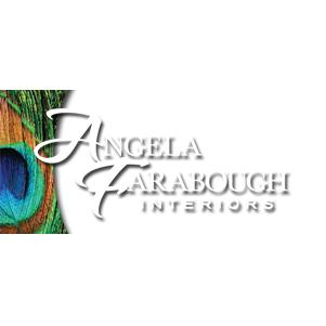 Angela Farbough Interiors Logo