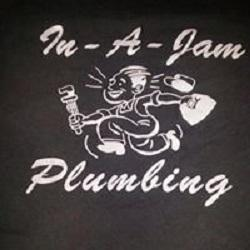 In-a-jam plumbing Logo