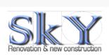 Sky Renovation Logo