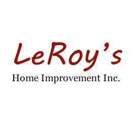LeRoy's Home Improvement, Inc. Logo