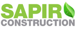 SAPIR CONSTRUCTION Logo