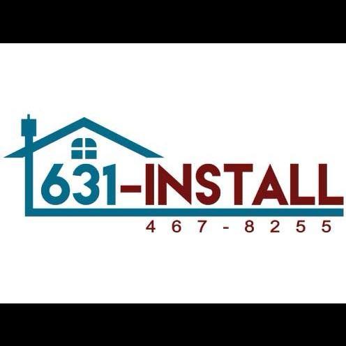 631-INSTALL Logo