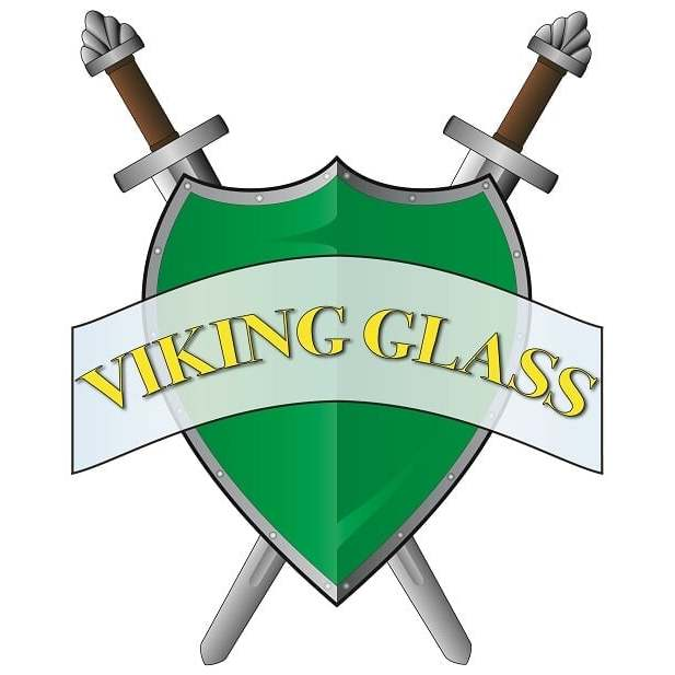 Viking Glass Logo