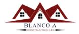 Blanco A Construction, LLC Logo