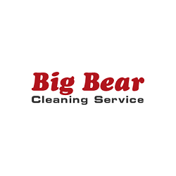 Big Bear Cleaning Service Logo