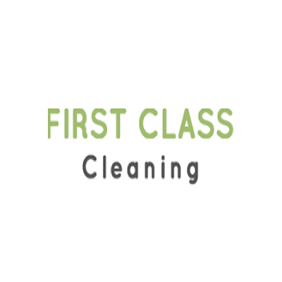 First Class Cleaning Logo