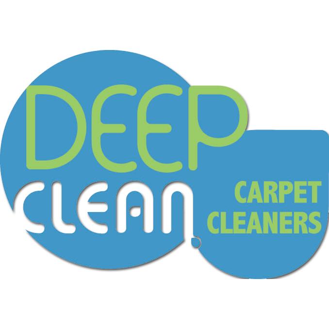 Deep Clean Carpet Cleaners Logo