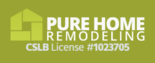 Pure Home Remodeling, Inc. Logo