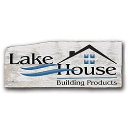 Lake House Building Products Logo