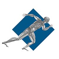 Harwood Orthopedics: Maury Harwood, M.D. Logo