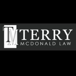 Terry McDonald Law Logo
