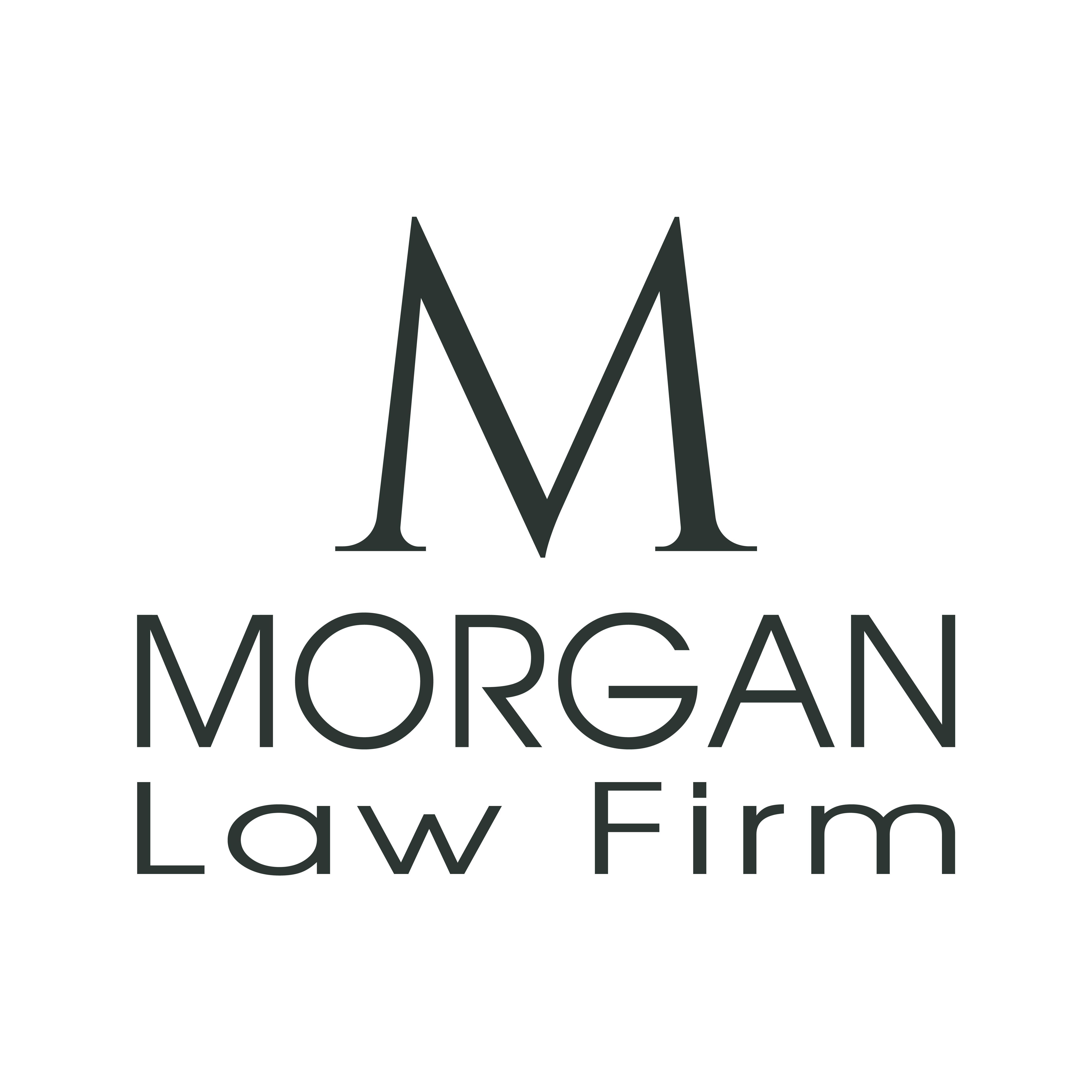 Morgan Law Firm Logo