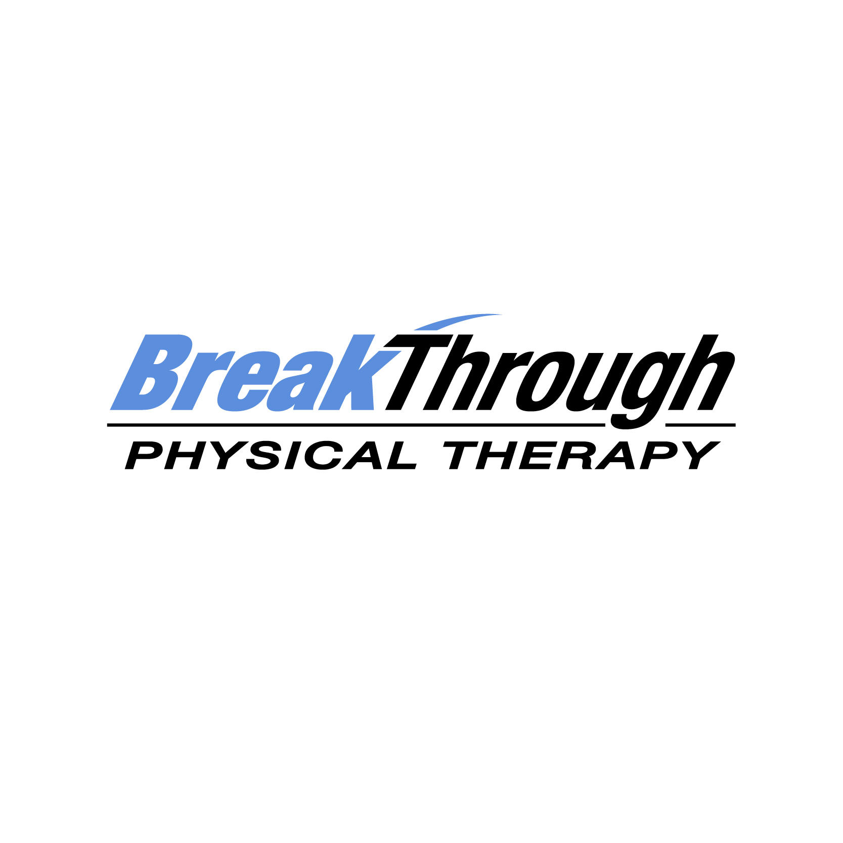 BreakThrough Physical Therapy Logo