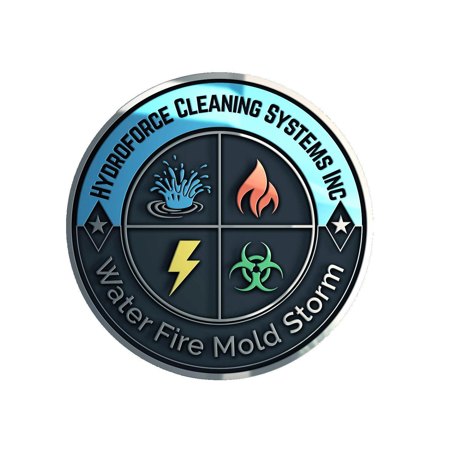 HydroForce Cleaning Systems Logo