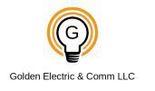 Golden Electric & Communications LLC Logo