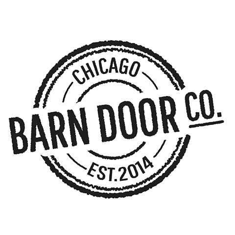 Chicago Barn Door Co. Logo