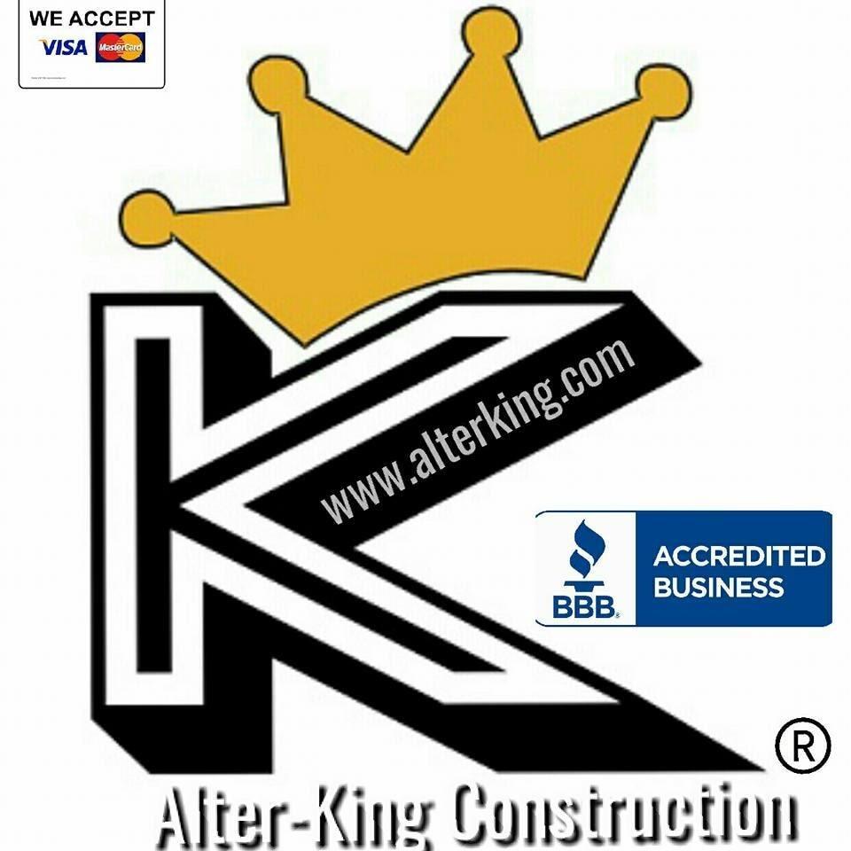 Alter-King Construction LLC Logo