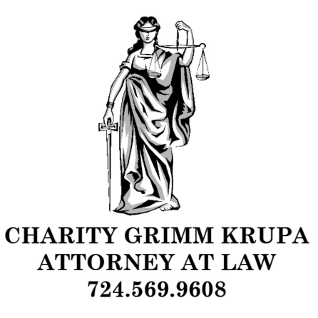 Charity Grimm Krupa Attorney At Law Logo
